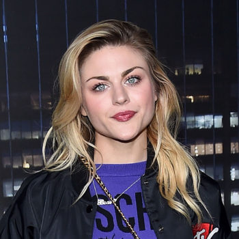Frances Bean Cobain opened up about the guilt over inheriting her late father Kurt Cobain's fortune