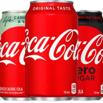 Coca-Cola is releasing a new Coke flavor for the first time in over a decade, and it sounds like a '90s childhood treat