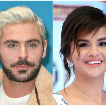 Zac Efron followed Selena Gomez on Instagram, and fans are already shipping this