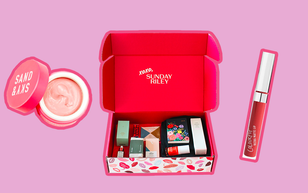 Valentine's Day beauty products to pamper yourself with, like the queen you are