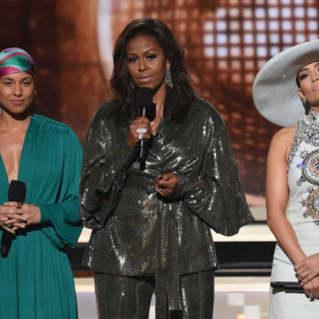 Michelle Obama surprised us at the 2019 Grammys with an empowering speech about music and representation