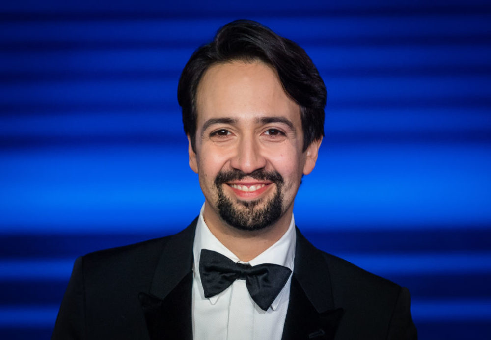 Lin-Manuel Miranda Called Someone Out During