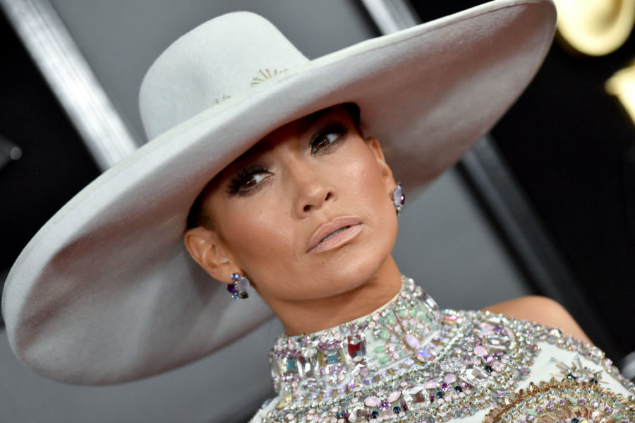 Jennifer Lopez defended her controversial Motown tribute at the Grammys