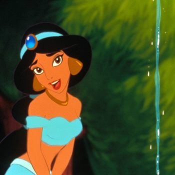 We just realized Princess Jasmine was so much younger in <em>Aladdin</em> than we thought