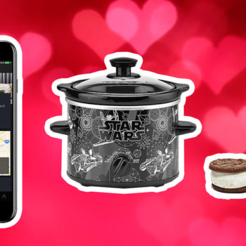 Last-minute Valentine's Day gift ideas, from a <em>Star Wars</em> slow cooker to a CBD facial