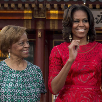 Michelle Obama got trolled by her mom in a post-Grammys text exchange, and this is too relatable