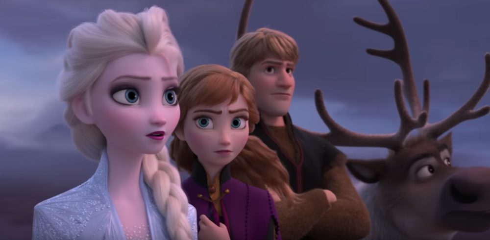 The first <em>Frozen 2</em> trailer is here, and Twitter has so many fan theories