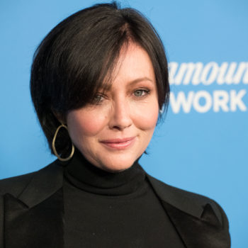 Shannen Doherty got real about scarring, hair loss, and breast reconstruction after cancer