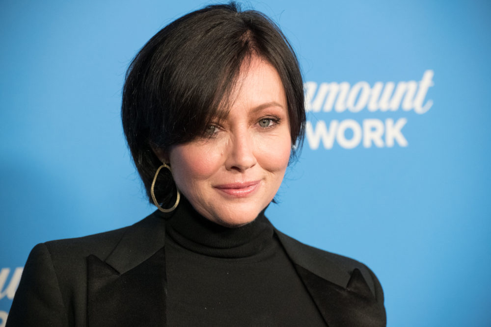 Shannen Doherty Got Candid About Hair Loss, Reconstructive ...  Shannen Doherty...