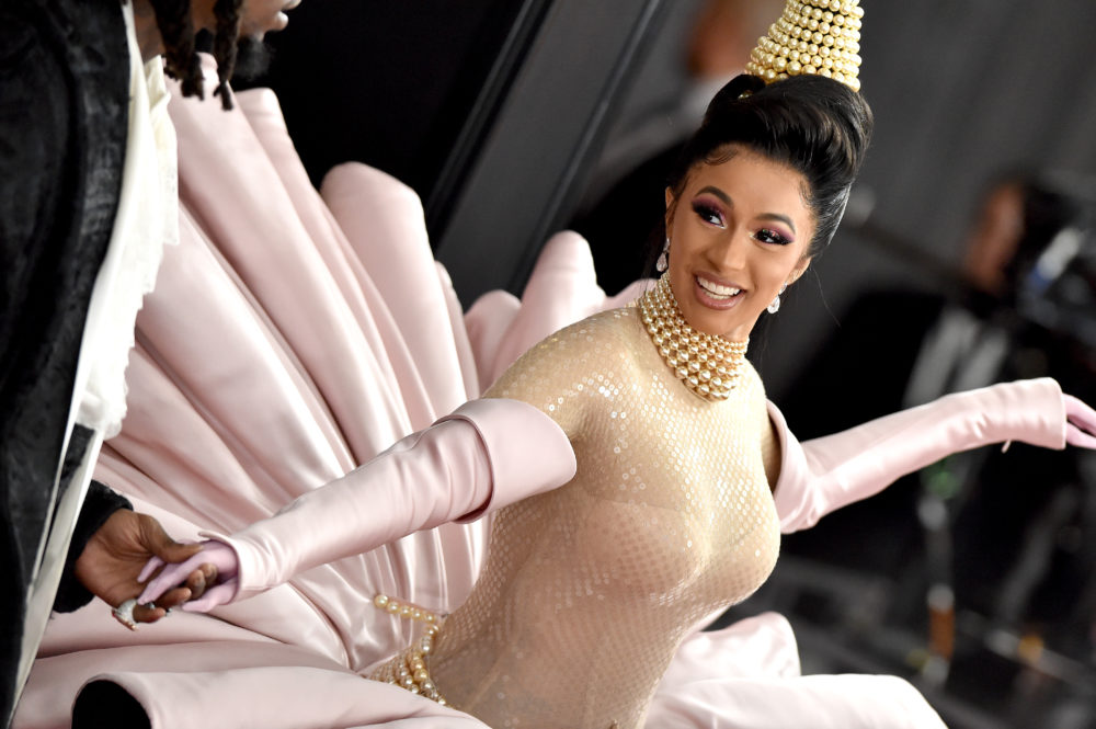 Cardi B is back on Instagram after Grammy backlash—and has a major announcement