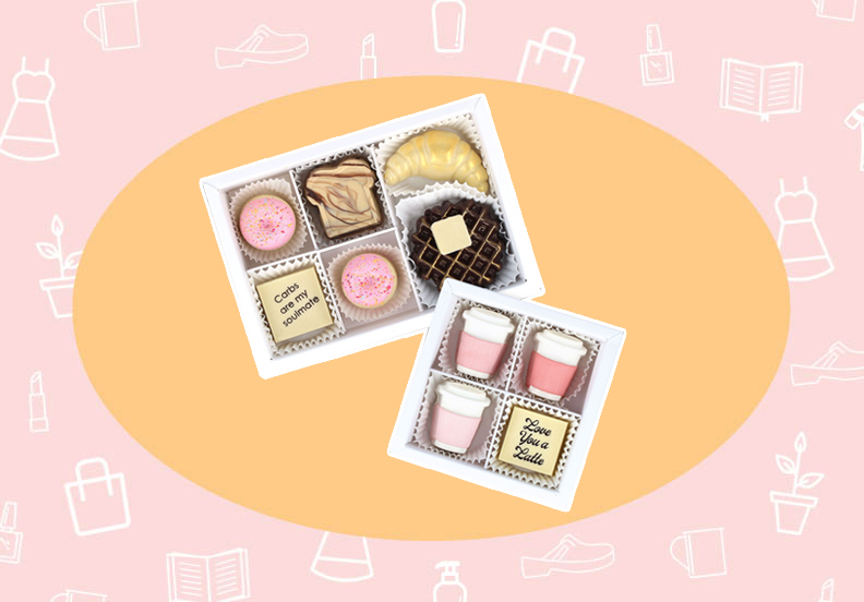 WANT/NEED: Carb-themed chocolates (because bread is the best Valentine), and more stuff you want to buy