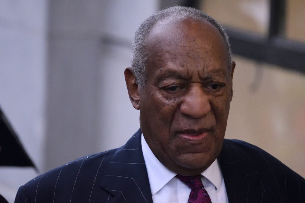 "Today in terrible: Bill Cosby says he has ""no remorse"" for what he did"
