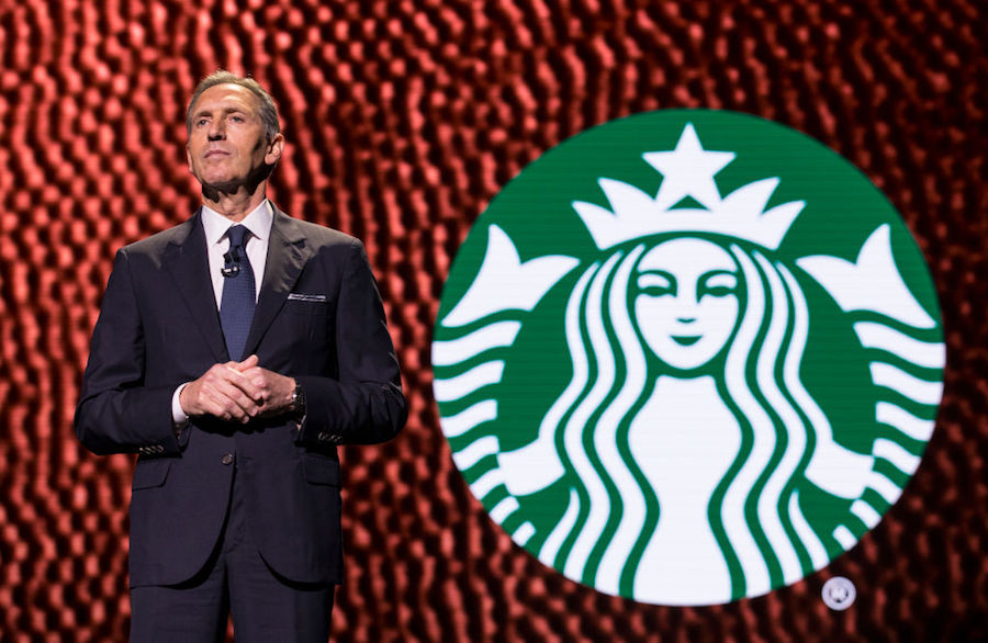 Opinion: Former Starbucks CEO Howard Schultz isn't qualified to be president. He's just rich