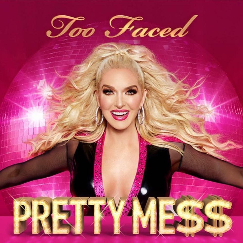 Erika Jayne talks to us about working with Too Faced on her Pretty Mess makeup collection