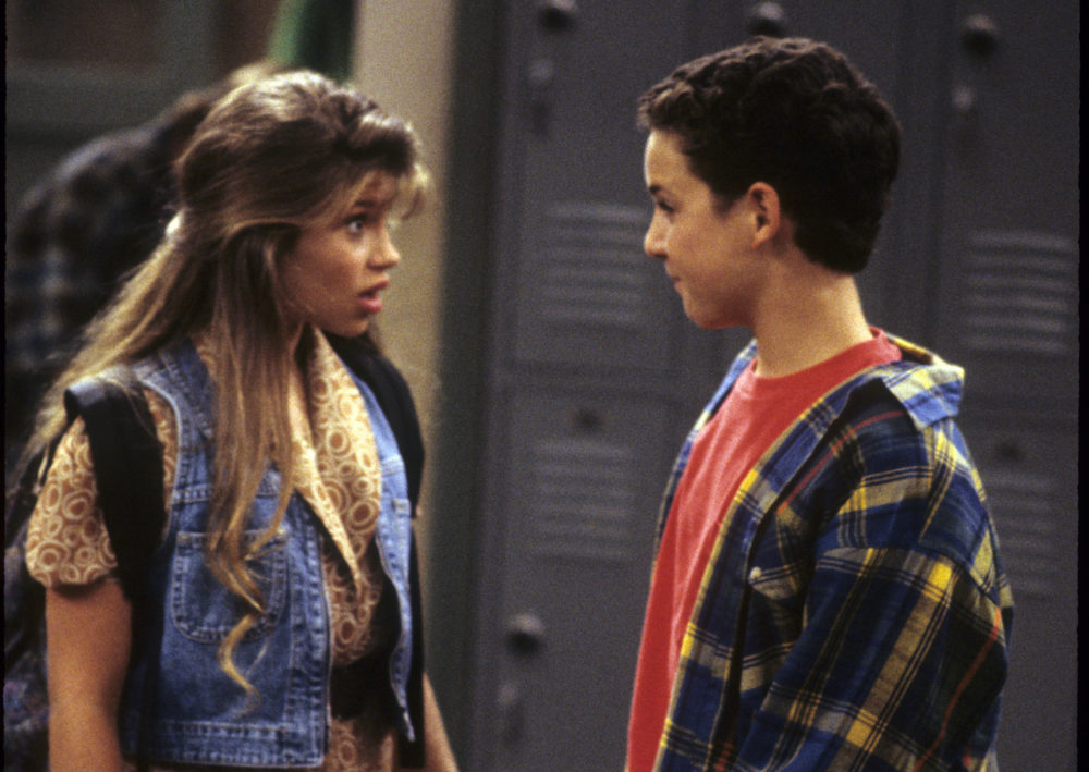 "Danielle Fishel talks the impact of Topanga Lawrence and the possibility of a ""Boy Meets World"" movie"