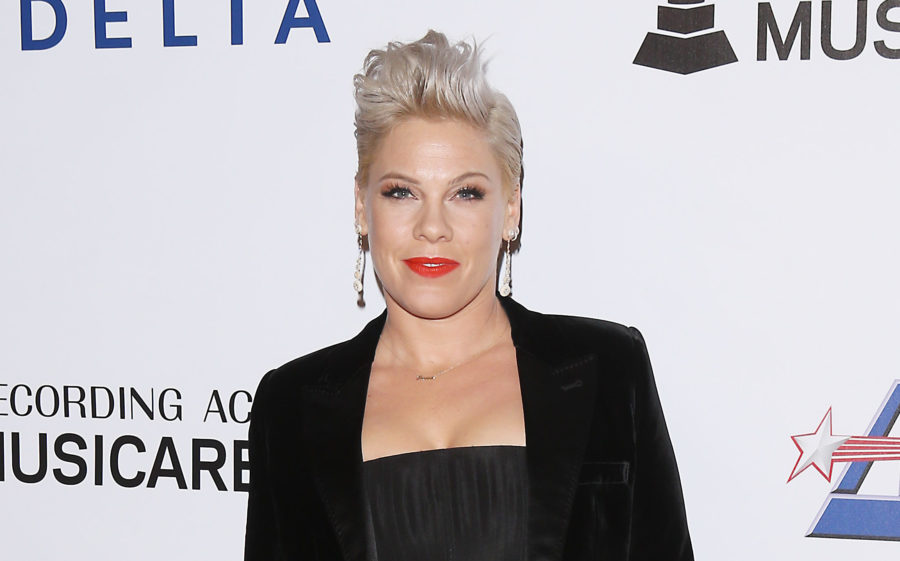 "Pink slashed her husband's tires on Thanksgiving because ""the holidays are stressful,"" and same"