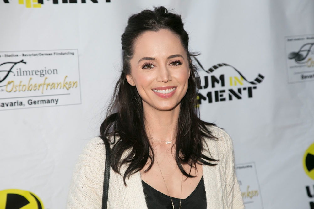Eliza Dushku is pregnant with her first child, and congratulations are in order!