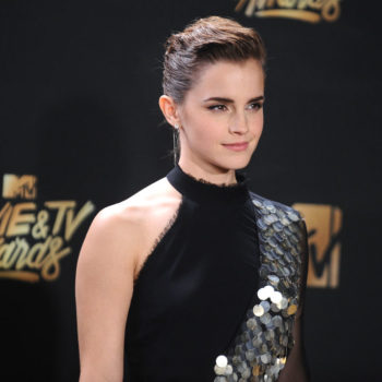 This picture of Emma Watson will make Hermione/Draco stans VERY happy