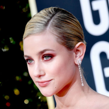 Lili Reinhart got candid about depression weight gain and the pressure of TV underwear scenes