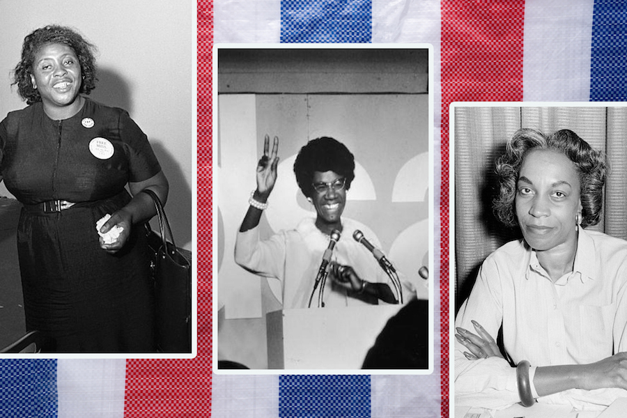 Let's celebrate the Black women who have made a female president possible