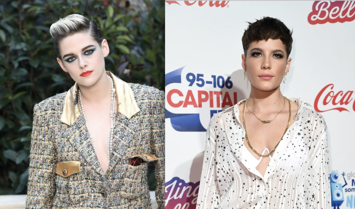 The internet wants a gay Twilight remake with Kristen Stewart and Halsey, and we're so down