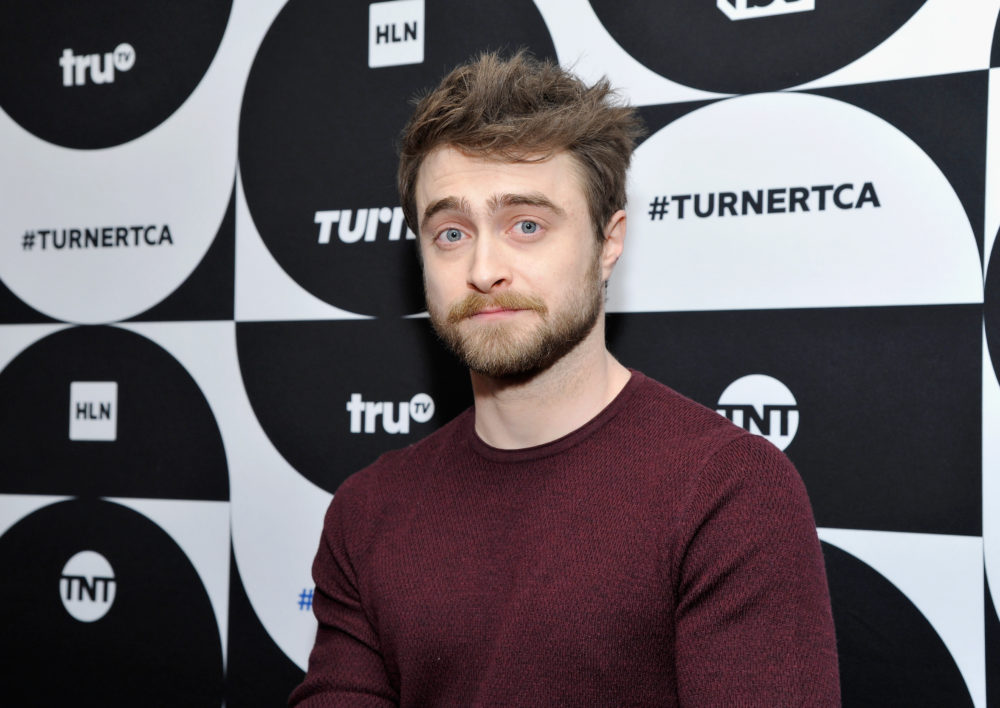 Daniel Radcliffe got real about how he turned to drinking to deal with <em>Harry Potter</em> fame