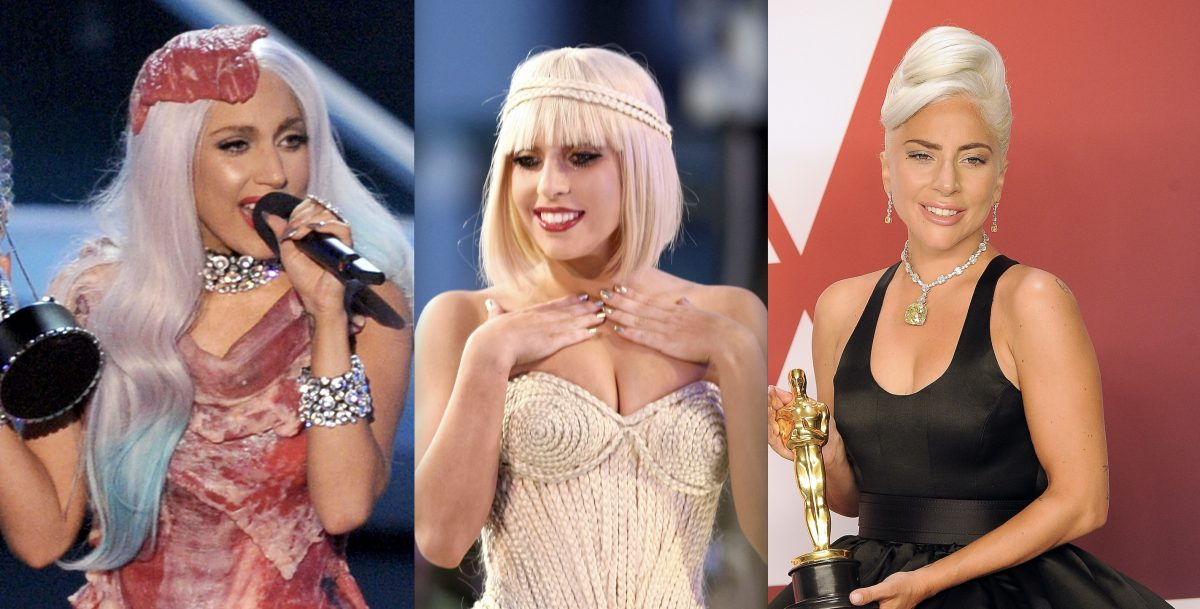 It's Lady Gaga's birthday, so let's take a look at her epic style transformation over the years