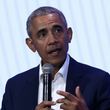 Barack Obama spoke about toxic masculinity, and every man on the planet should hear this