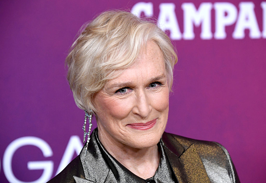 Glenn Close said <em>The Wife</em> took 14 years to make for this blatantly sexist reason