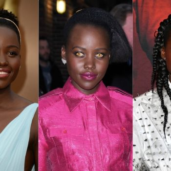 Lupita Nyong'o's beauty and style evolution, from Cinderella gowns to creepy-colored contacts