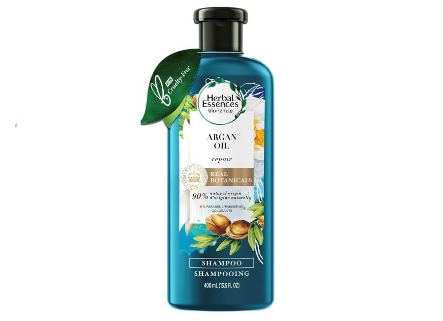 Congrats are in order for Herbal Essences—now officially a cruelty-free brand