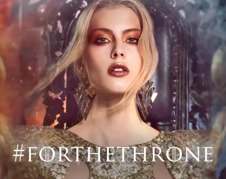 An Urban Decay x Game of Thrones collab is coming, meaning winter is finally here