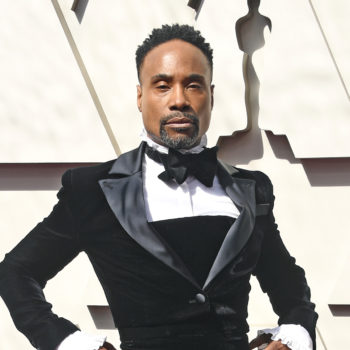 Billy Porter is making history as the first openly gay black man nominated for lead actor in a drama at the Emmy's