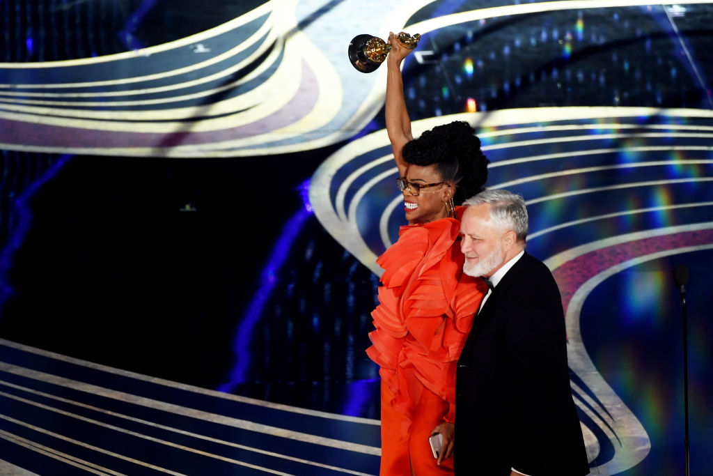 <em>Black Panther</em> production designer Hannah Beachler just made Oscars history