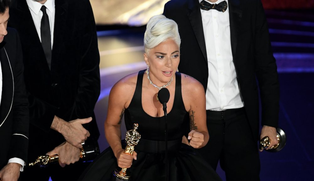 Lady Gaga's 2019 Oscars acceptance speech for Best Song is the morning pep talk you need