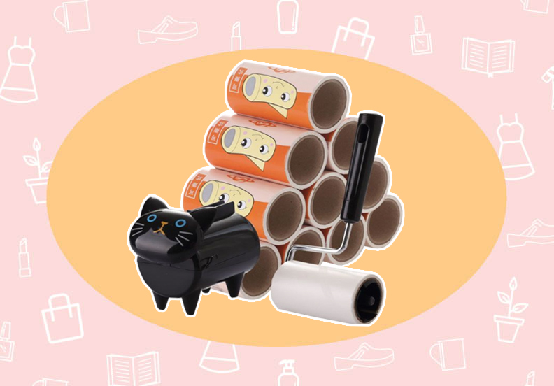 WANT/NEED: A cat-shaped lint roller, and more stuff you want to buy
