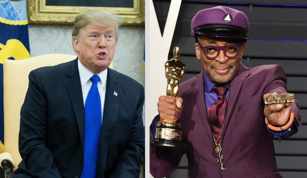 "Trump accused Spike Lee of giving a ""racist"" Oscars speech—here's why that's absurd"