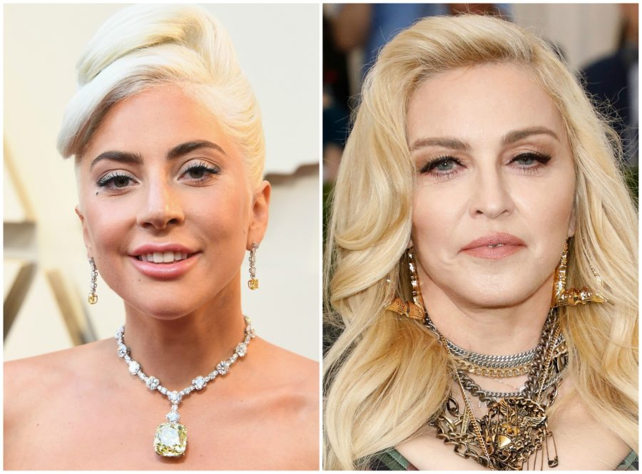 This Oscars photo of Lady Gaga and Madonna officially puts those long-standing feud rumors to rest