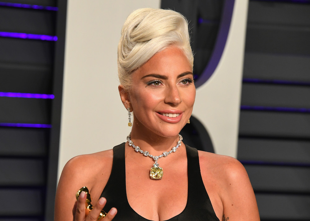 Lady Gaga's Oscars night nail polish is only $9 and you can get it at Target
