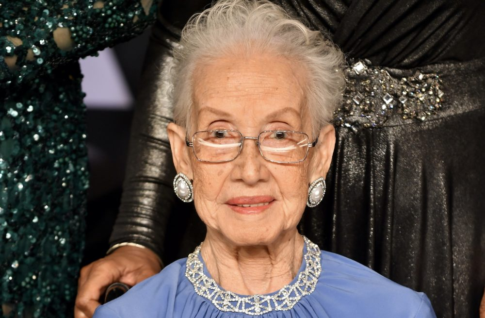Today in awesome: NASA renamed an entire facility for Katherine Johnson, the woman who inspired <em>Hidden Figures</em>