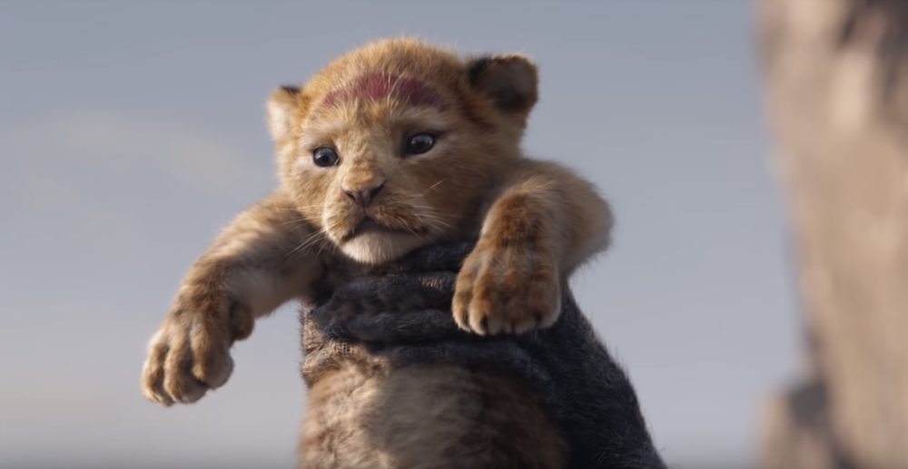 Twitter is losing it over the new, super-nostalgic live-action <em>Lion King</em> poster