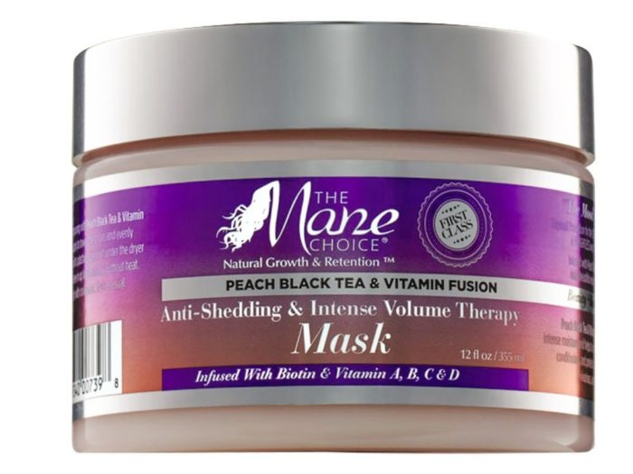 black owned beauty brands, the mane choice, hair mask