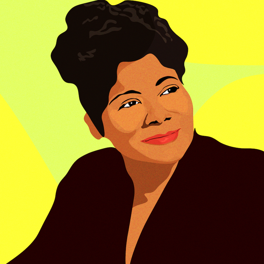 Remembering singer Mahalia Jackson, whose voice helped guide the civil rights movement
