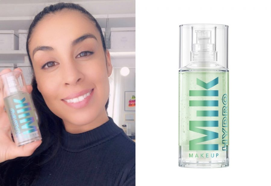 I tried Milk Makeup's cannabis-infused primer to see if it would keep my makeup intact all day