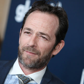 Shannen Doherty, Lili Reinhart, and so many others are sending Luke Perry love right now
