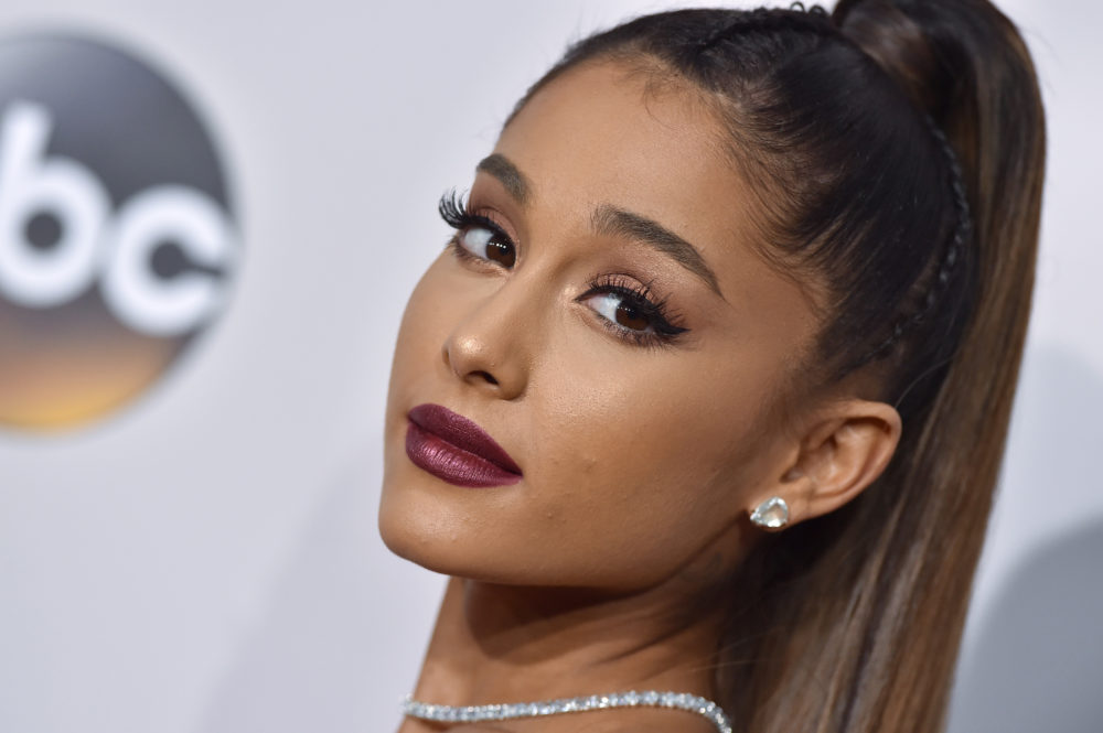 Ariana Grande defended herself after critics said she shouldn't headline Manchester Pride because she's straight