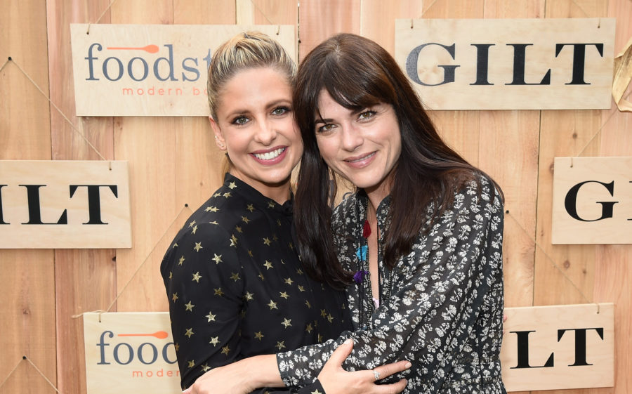 "Sarah Michelle Gellar posted about her friendship with Selma Blair: ""I will spend the rest of my life fighting for you"""