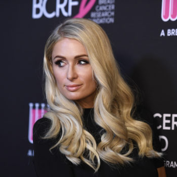 Paris Hilton recreated that iconic 2006 photo with Britney Spears and Lindsay Lohan—with a twist