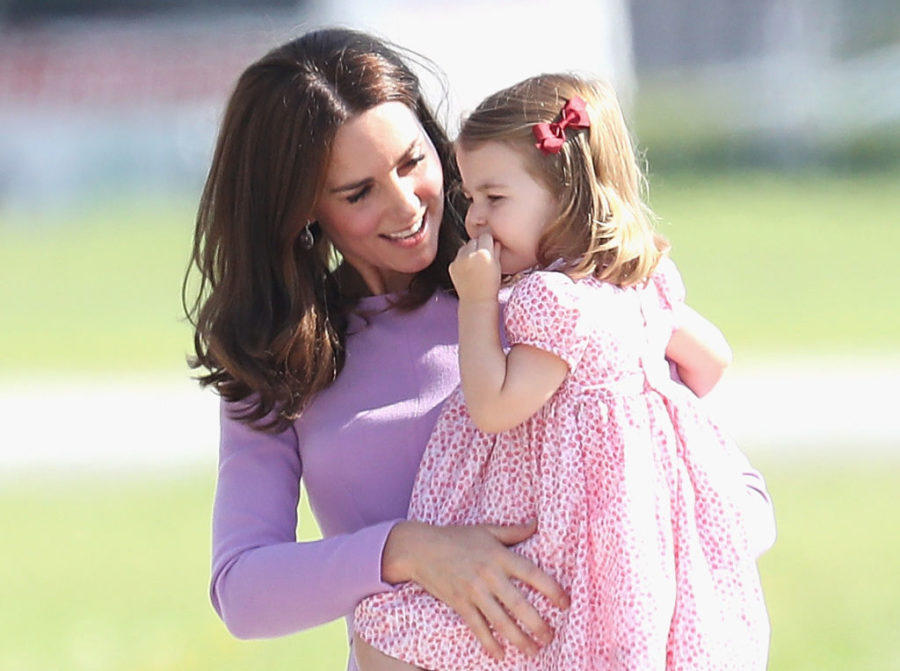 Kate Middleton has the cutest nickname for Princess Charlotte