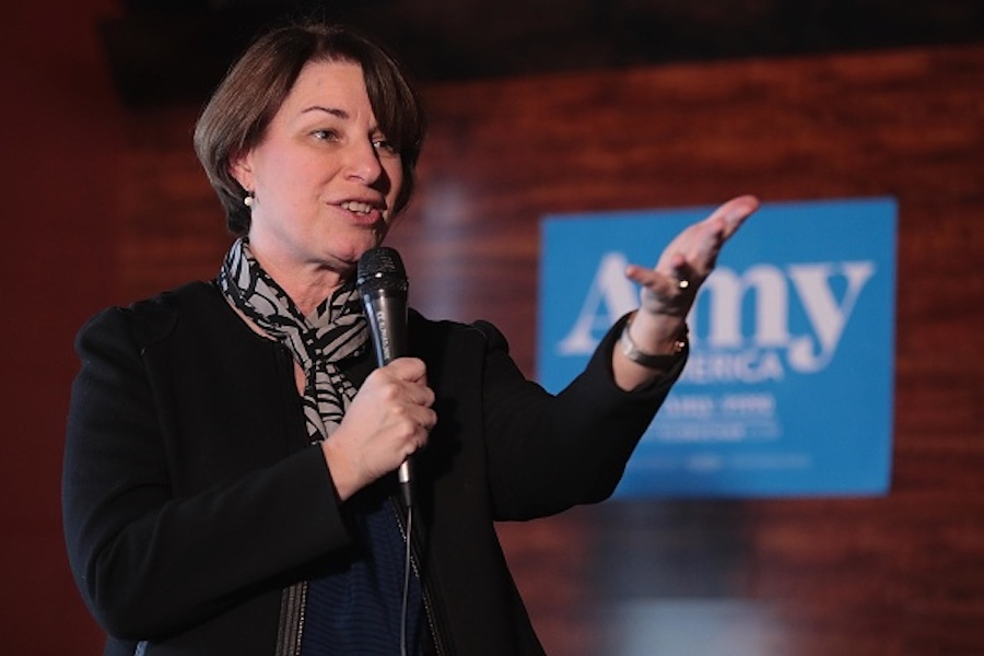 Opinion: How people in power treat their staff matters, so the allegations against Amy Klobuchar matter, too